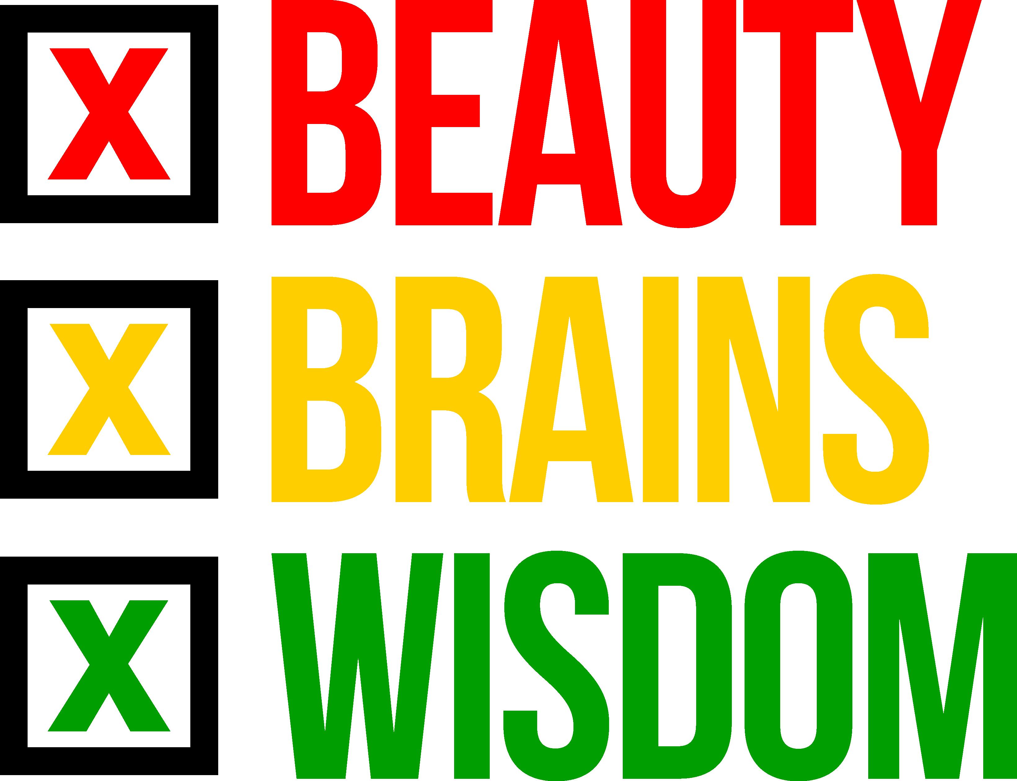 Beautybrainswisdom