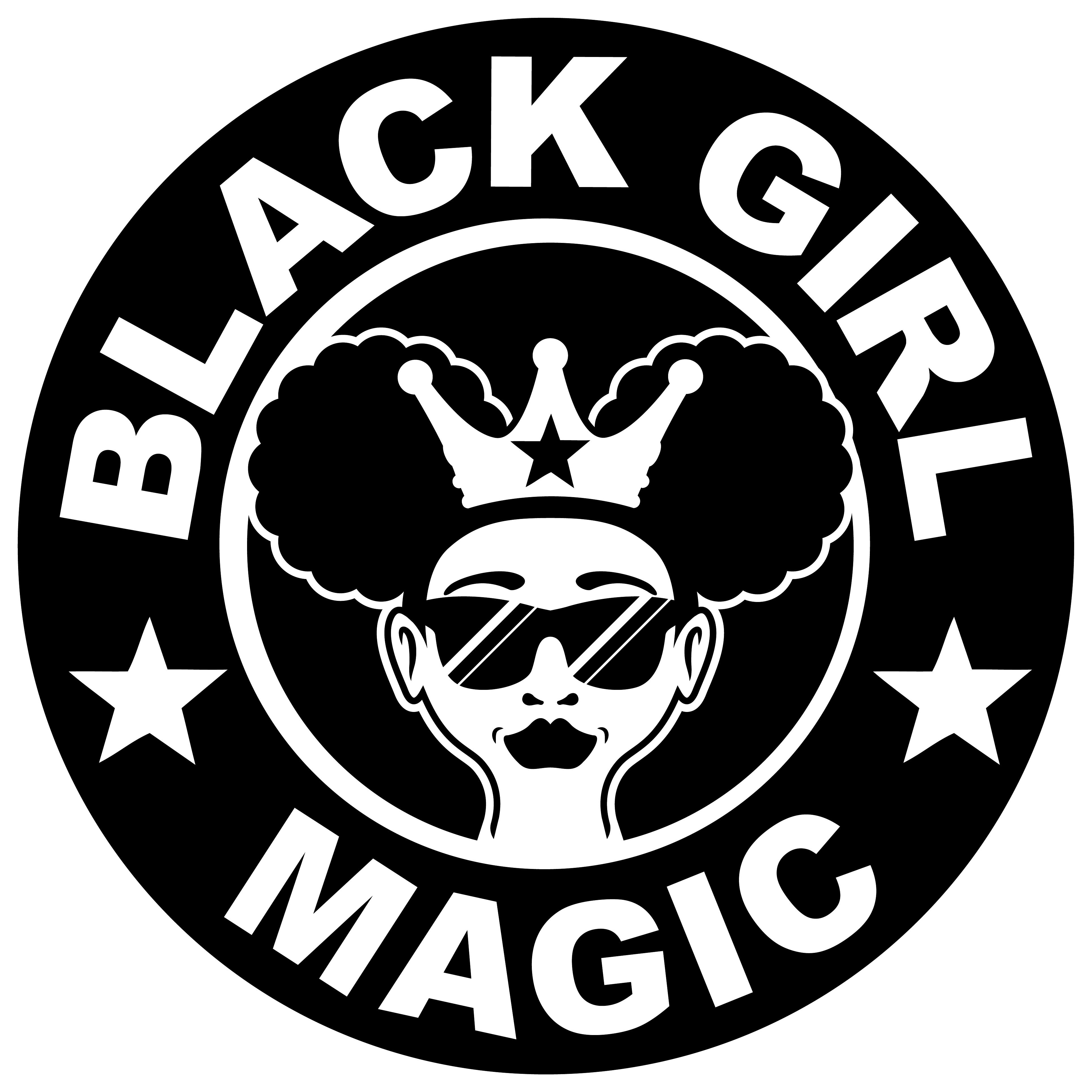 Black girl magic coffee