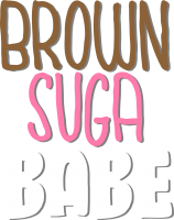 Brown suga babe