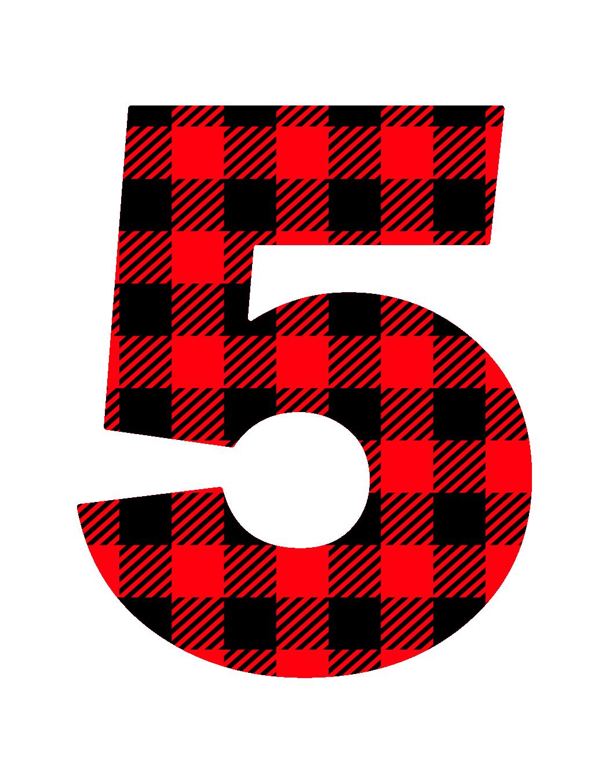 Checkered 5