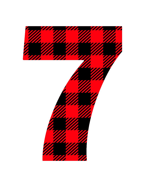 Checkered 7
