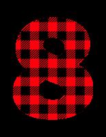 Checkered 8