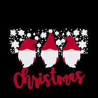Christmas bw