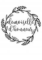 Demoiselle d honneur