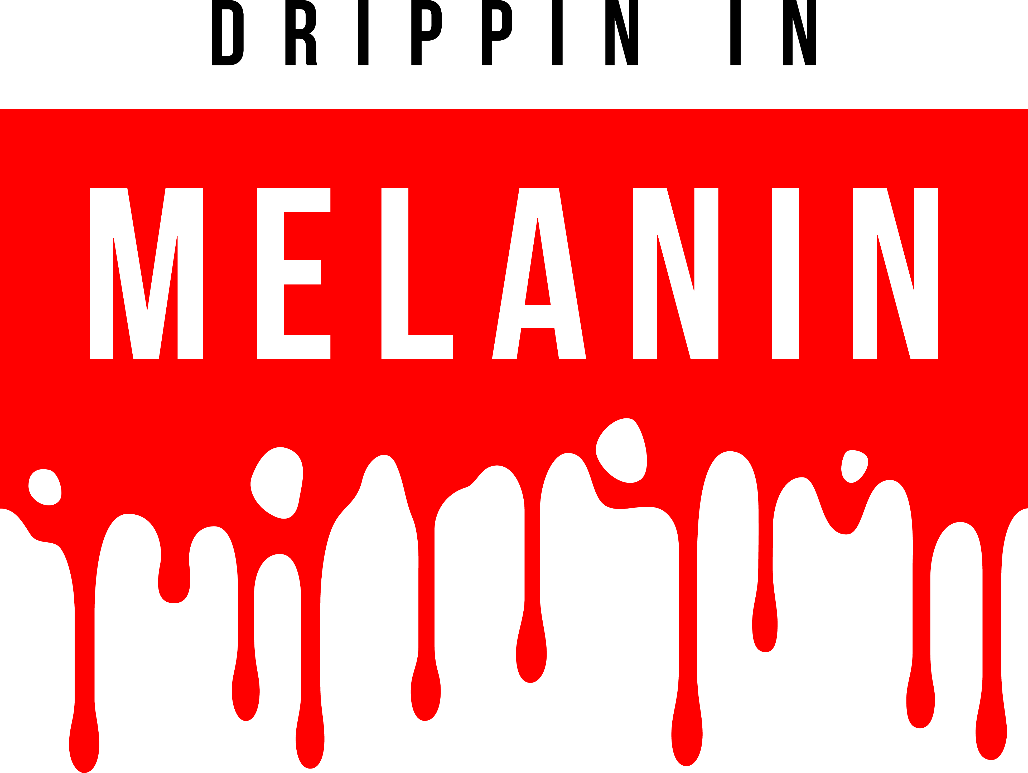 Drippin in melanin 2