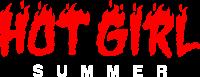 Hot girl summer fire red