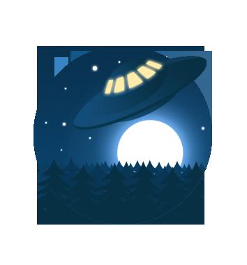 Icon ufo