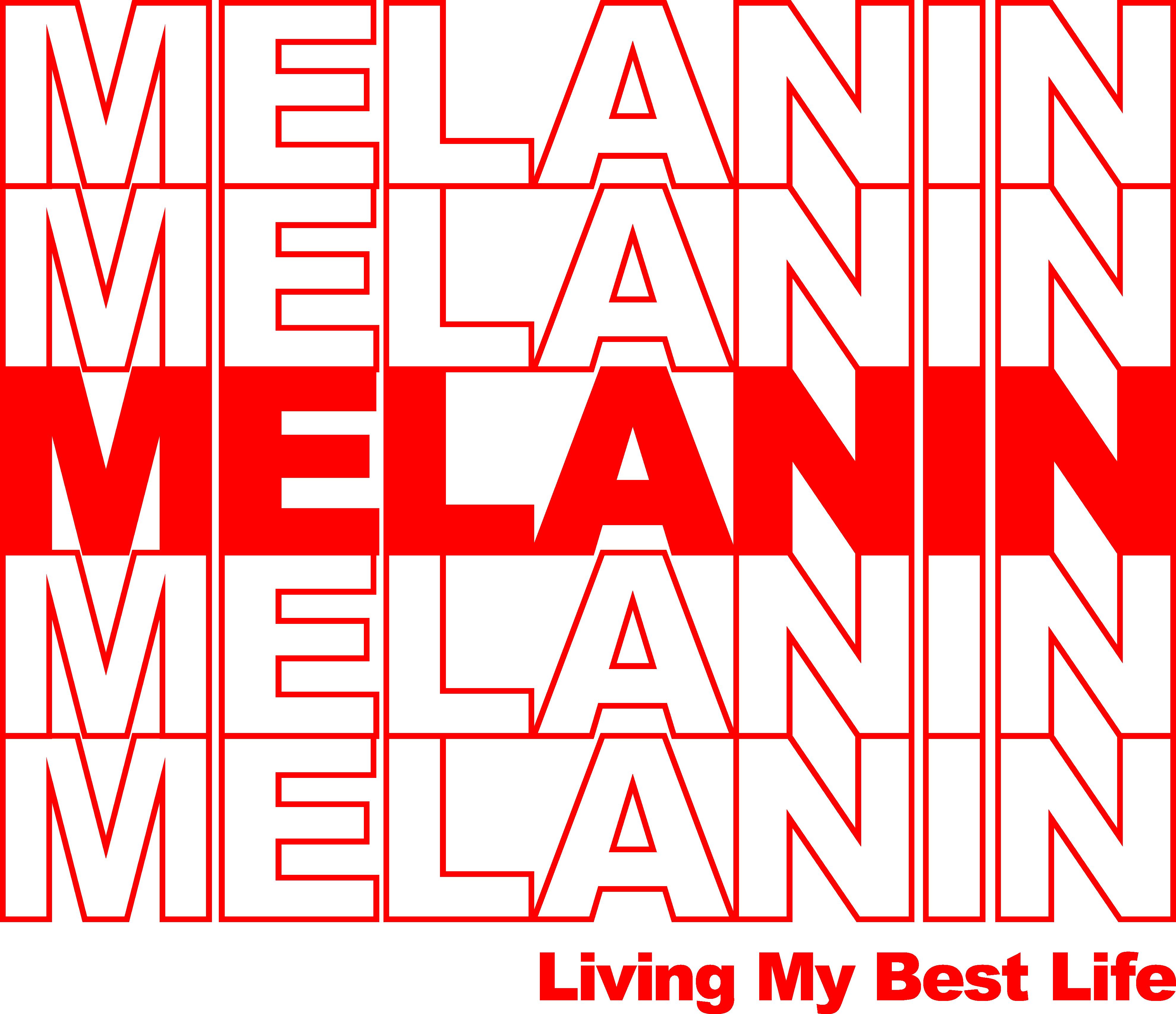 Melanin thank you bag