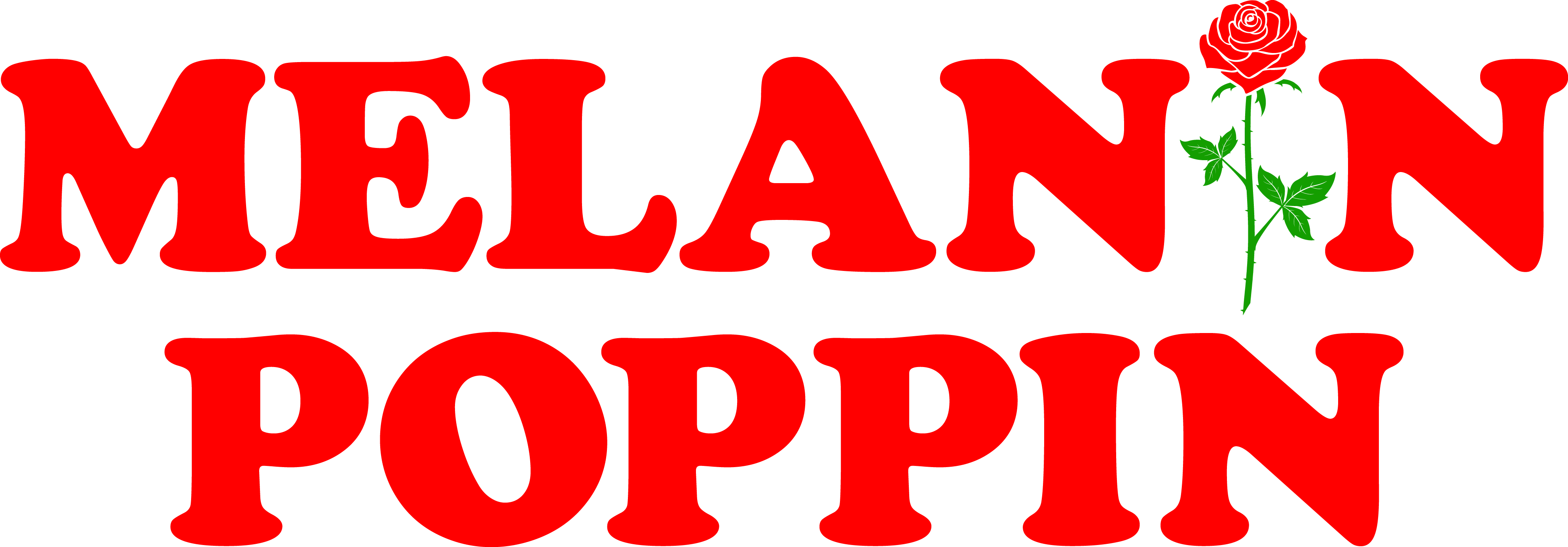 Melaninpoppinrose