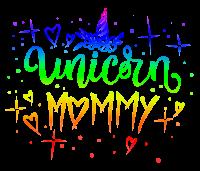 Mommy unicorn