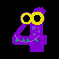 Monster 4