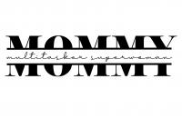 Multitasker mommy