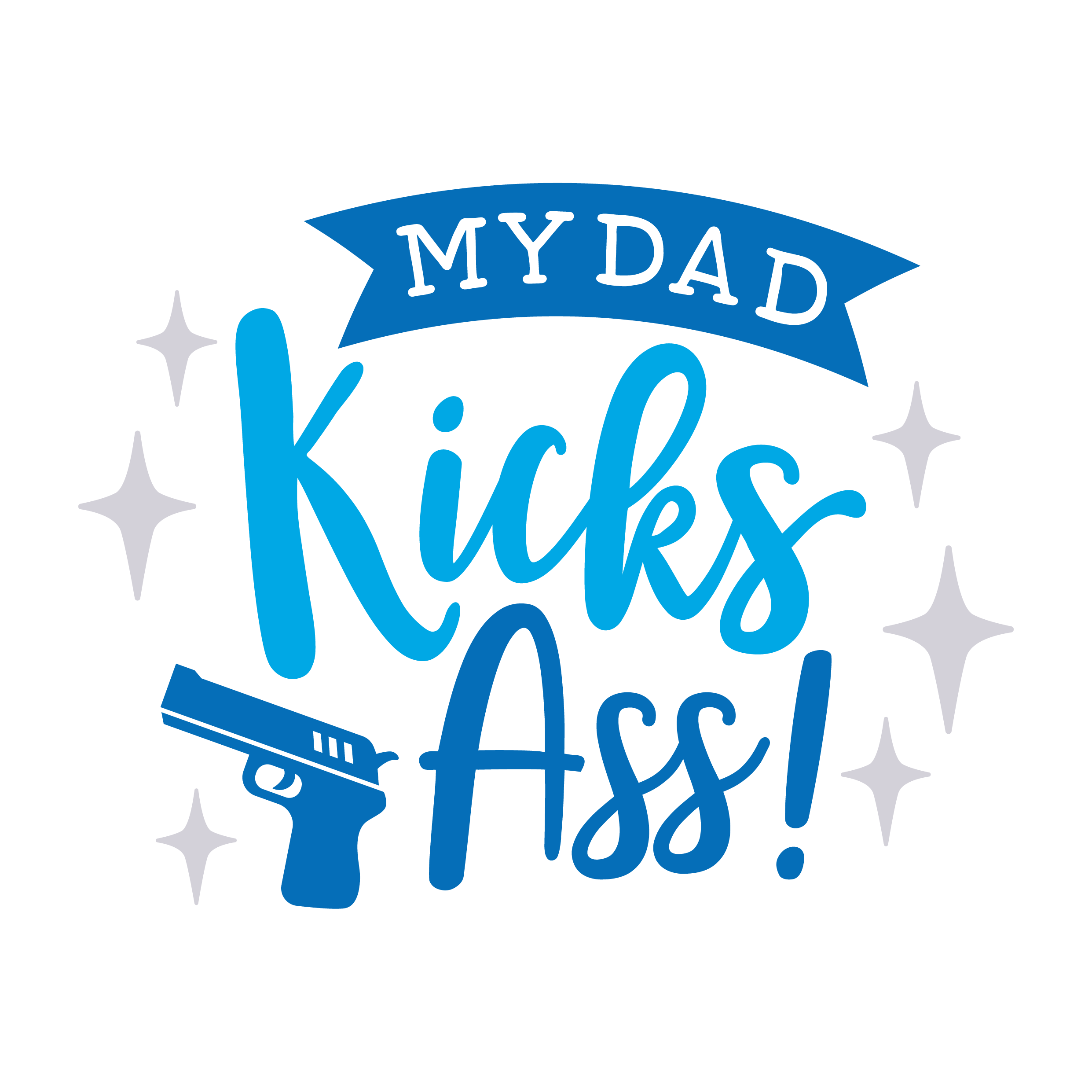 My dad kicks ass 2
