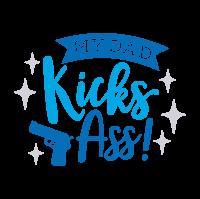My dad kicks ass 2