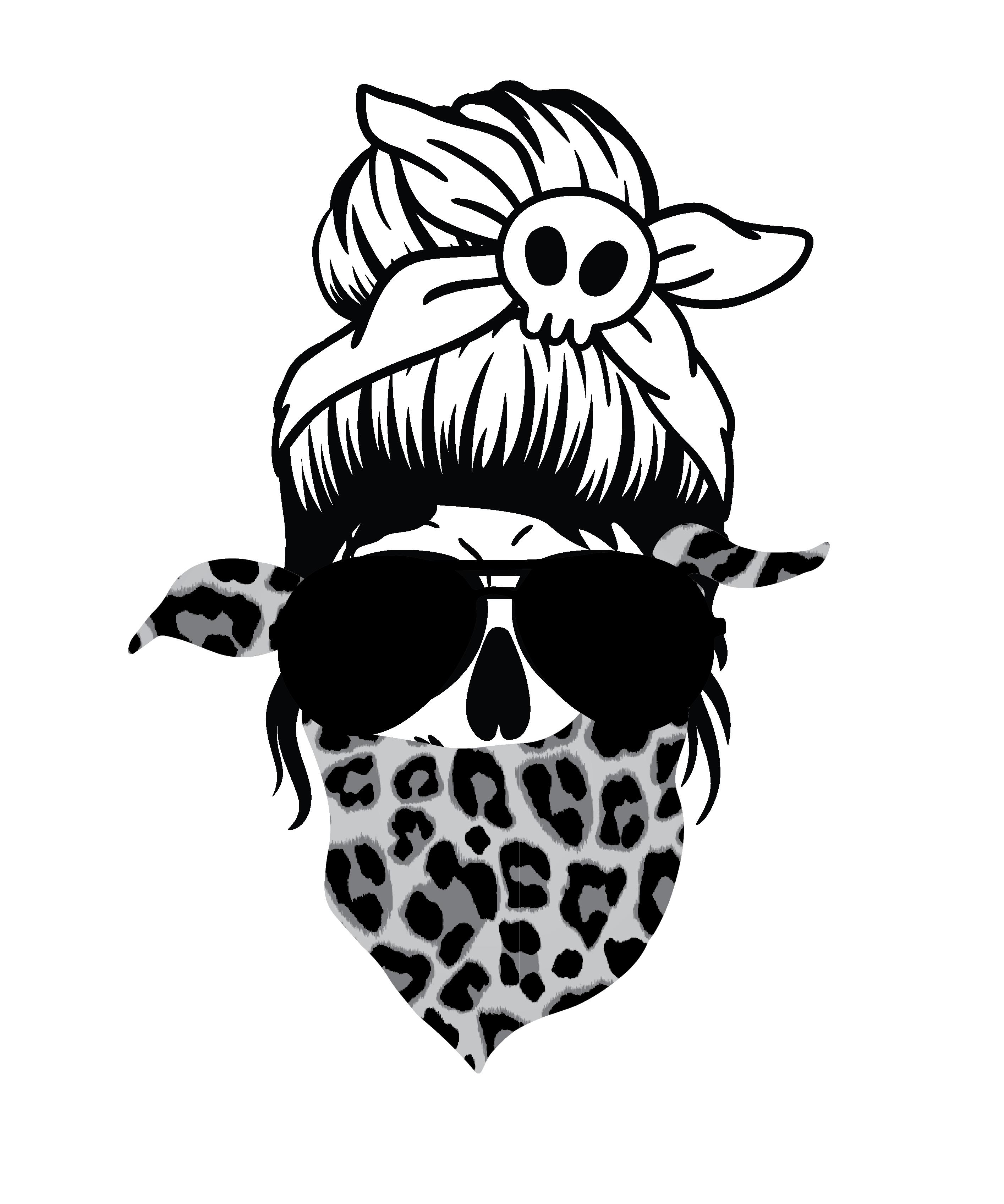 Skull mom2