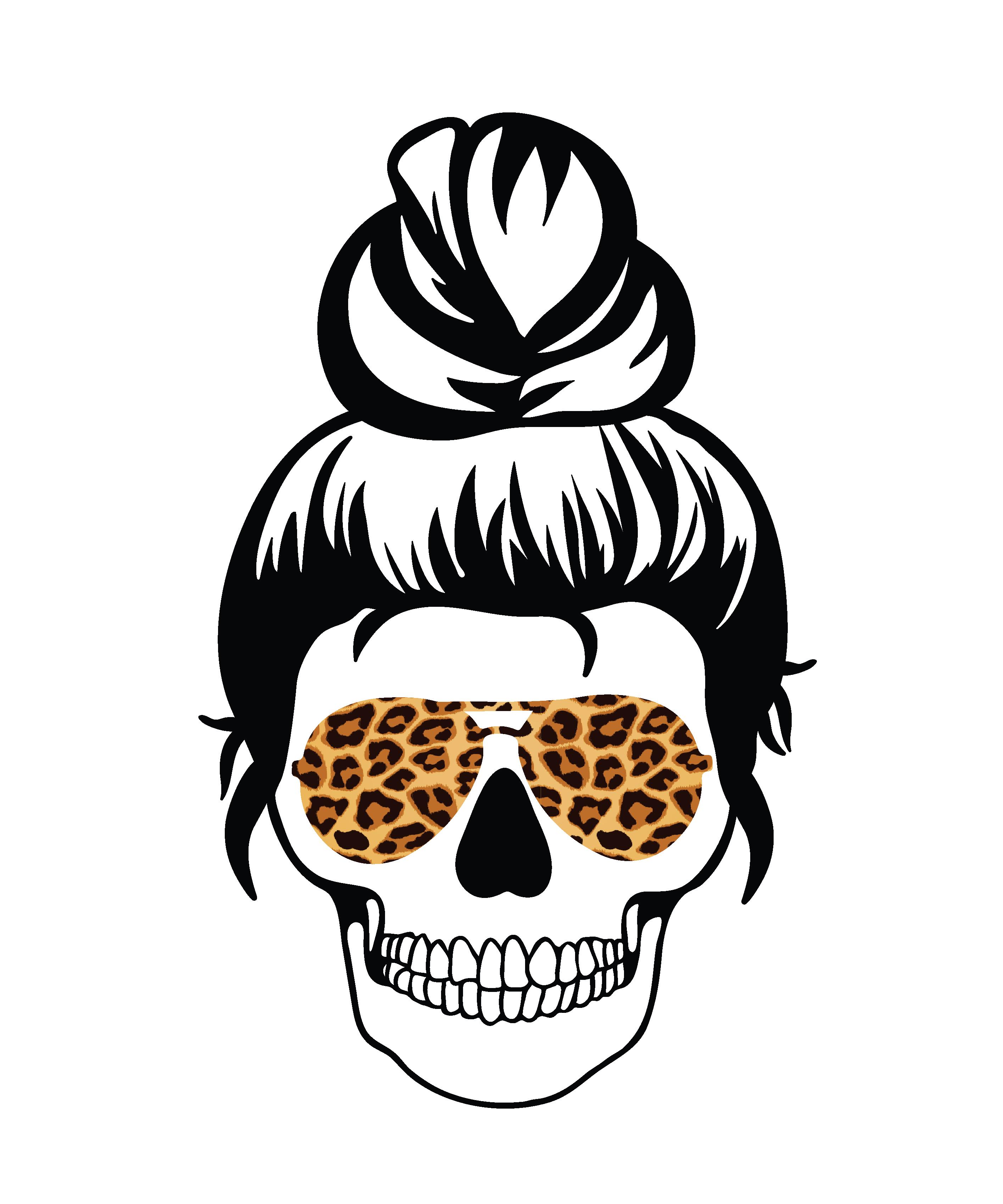 Skull mom3