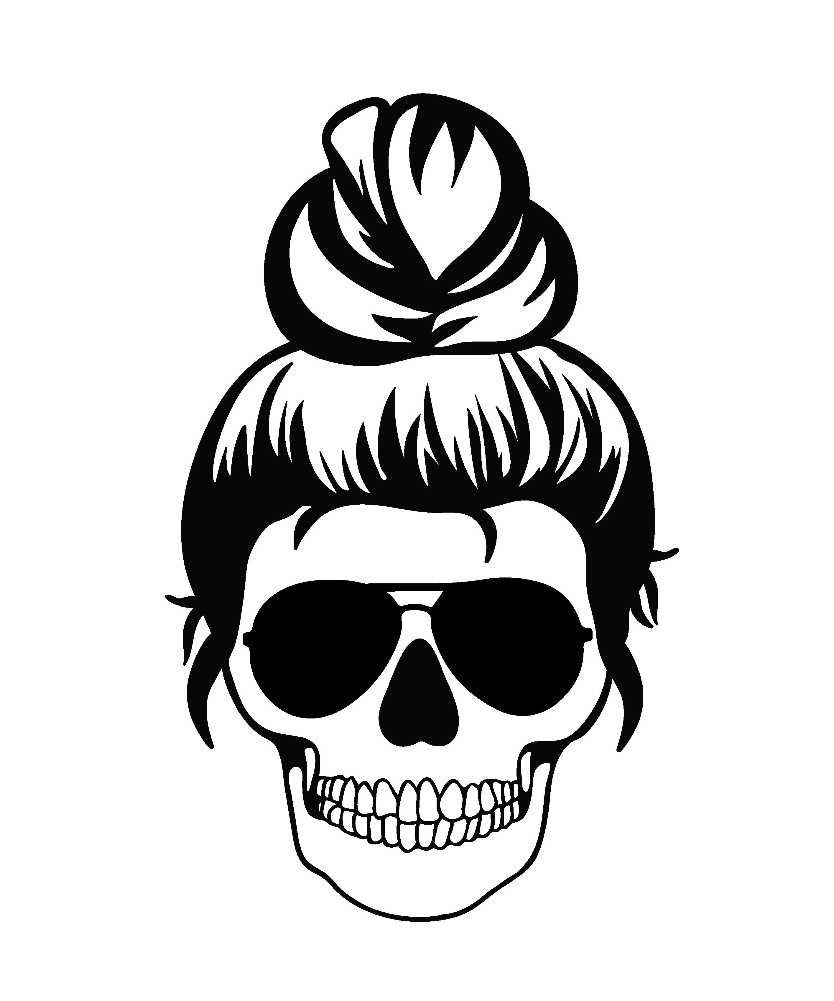 Skull mom4