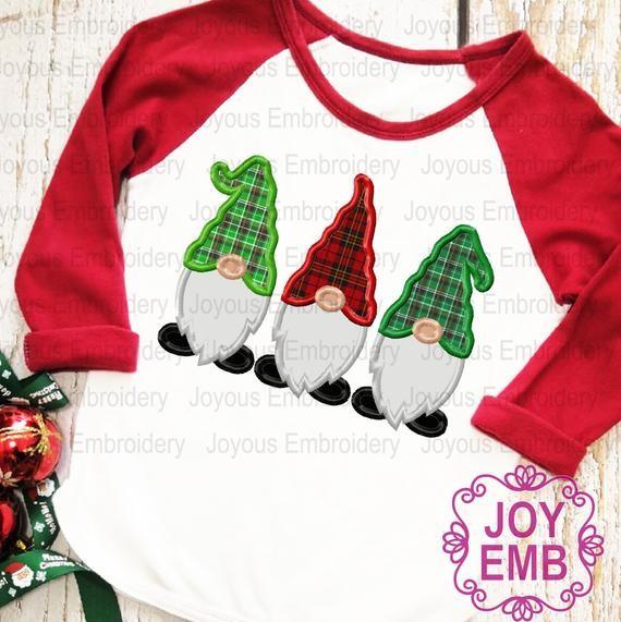 Trio gnomes