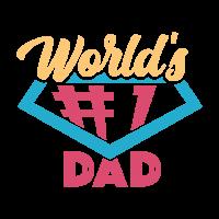 World s 1 dad