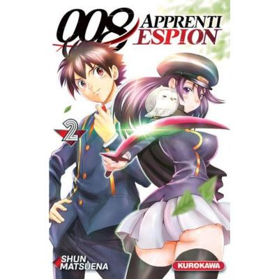 008 apprenti espion tome 2