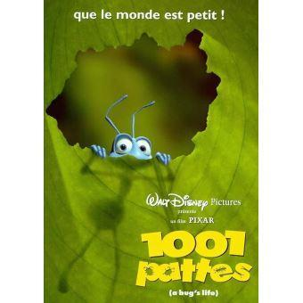 1001 pattes dvd occasion