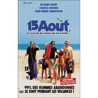 15 aout dvd occasion