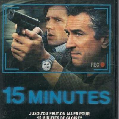 15 minutes dvd occasions