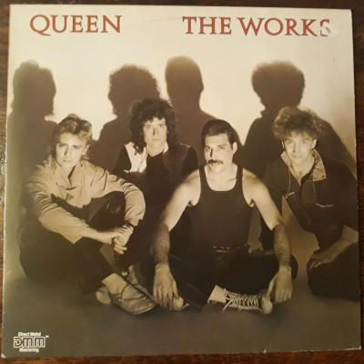 QUEEN - THE WORKS - ALBUM 33T