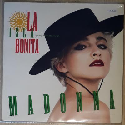MADONNA - LA ISLA BONITA - MAXI 45T OCCASION