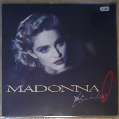 MADONNA - LIVE TO TELL - MAXI 45T OCCASION