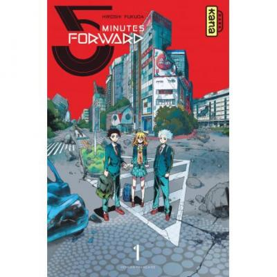 5 minutes forward tome 1