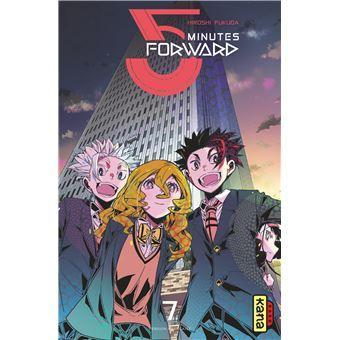 5 minutes forward tome 7
