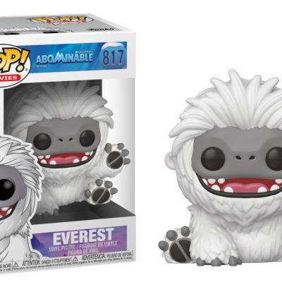 Abominable bobble head pop n 817 everest