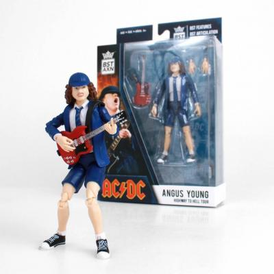 Ac dc angus young figurine bst axn 13cm 1