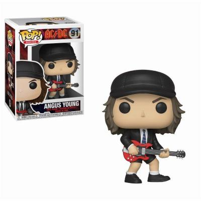 Acdc bobble head pop n 91 angus young