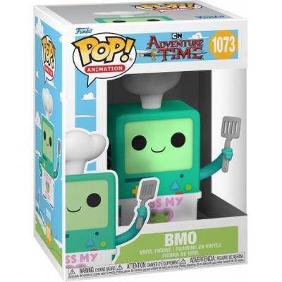 Adventure time bobble head pop n 1073 bmo cook