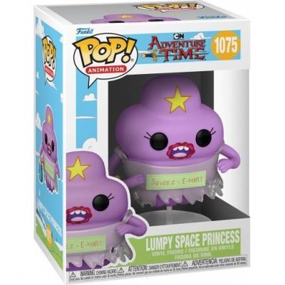 Adventure time bobble head pop n 1075 lumpy space princess