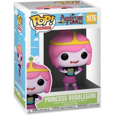 Adventure time bobble head pop n 1076 princess bubblegum