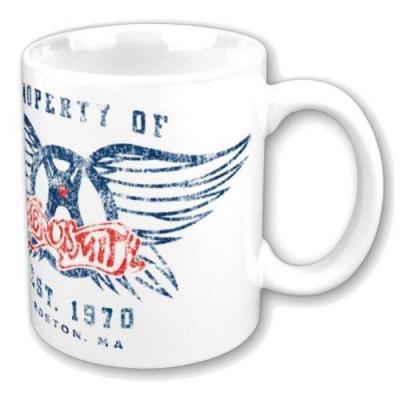 Aerosmith mug 315 ml property of logo