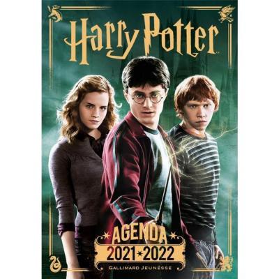 Agenda harry potter 2021 2022