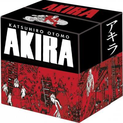 Akira integrale collector avec artbook akira club reedition