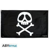 Albator drapeau 70x120cm embleme 3