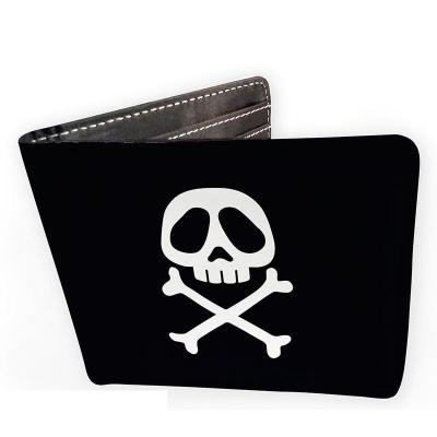 Albator portefeuille vinyle embleme