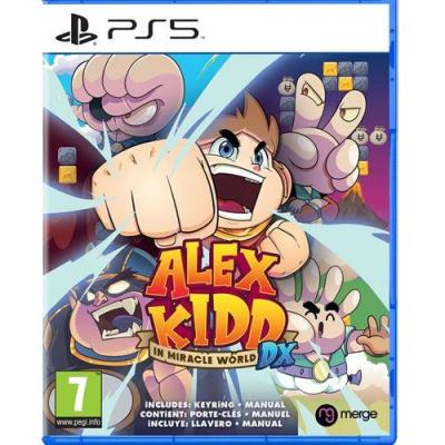 Alex kidd in miracle world dx 2