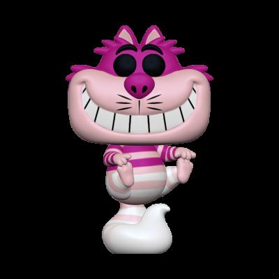 Alice 70th bobble head pop n xxx cheshire cat