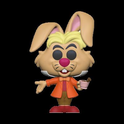 Alice 70th bobble head pop n xxx march hare