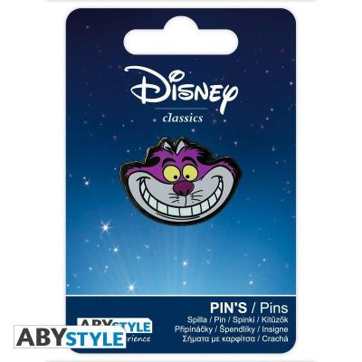 Alice chat du cheshire pin s