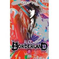 Alice in borderland tome 1