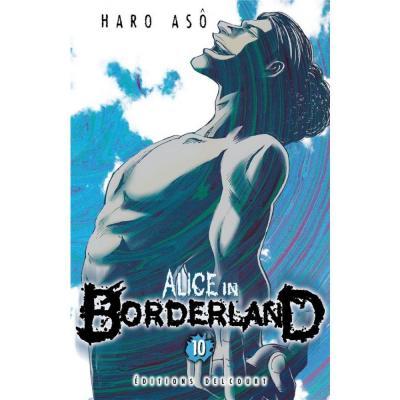 Alice in borderland tome 10