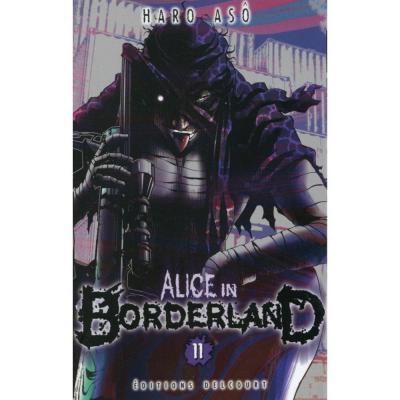 Alice in borderland tome 11